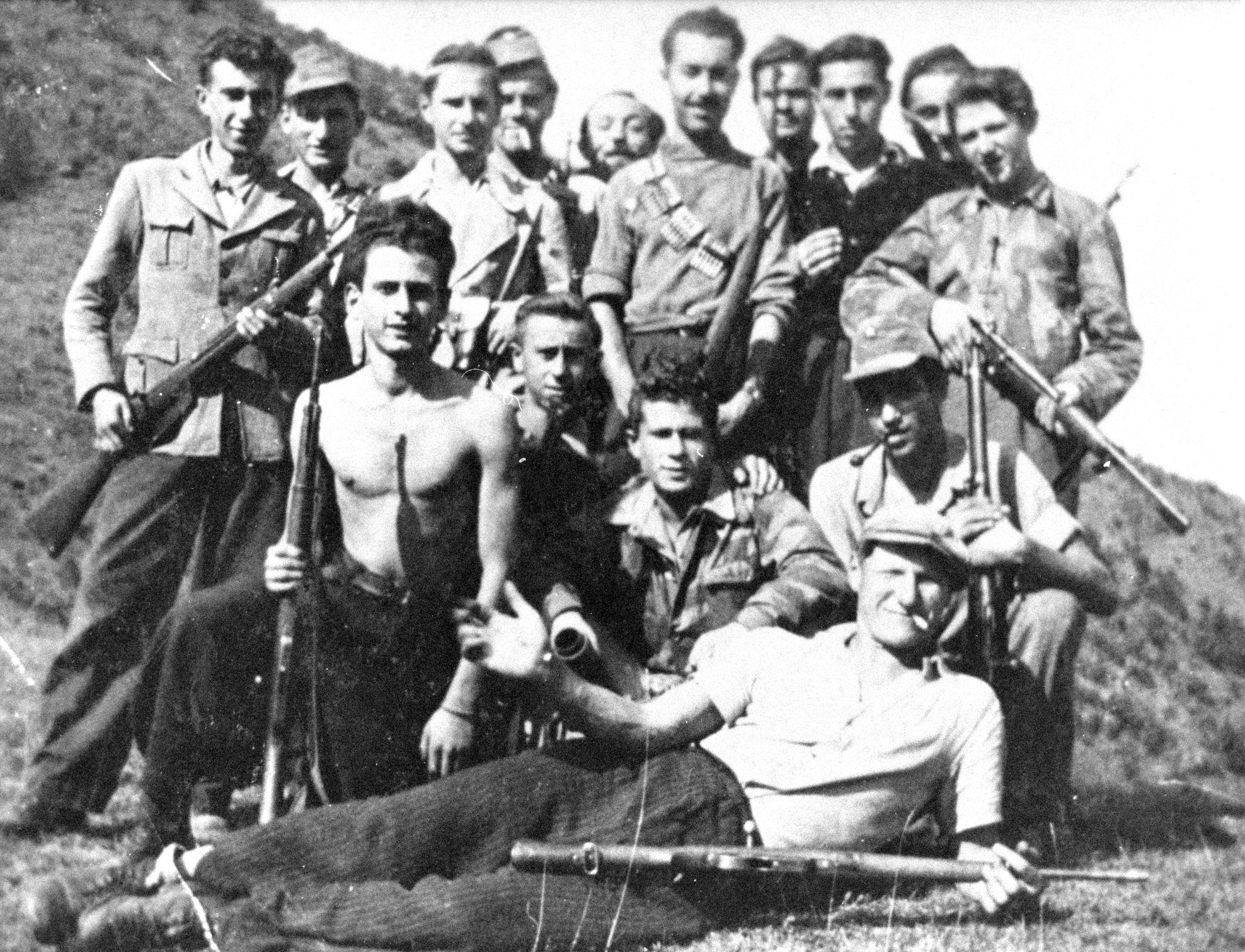 Partigiani In Valsusa Oltreconfine